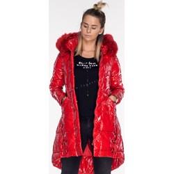 Włoski płaszcz puchowy, modne kolekcje 2020 w Domodi