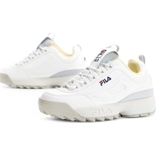 Sneakersy damskie Fila płaskie