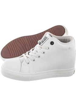 Sneakersy Big Star Białe EE274128 (BI203-b) Big Star  ButSklep.pl - kod rabatowy