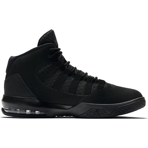 Buty sportowe męskie Nike air jordan skórzane sznurowane