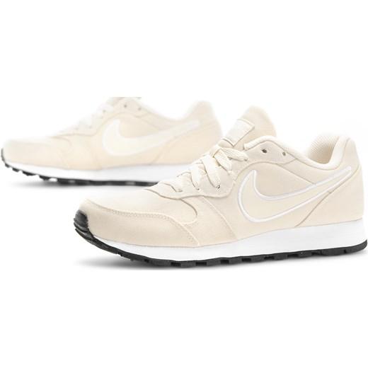 Buty sportowe damskie Nike do biegania md runner wiązane