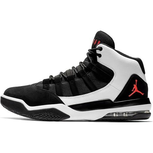 Buty sportowe męskie Jordan nike air skórzane