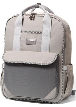 Plecak dla mamy - torba do wózka LONDON LOOK BabyOno Baby Ono  czasnabobasa.pl - kod rabatowy