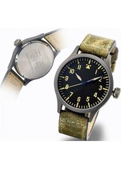 NAV B-UHR Vintage tytanowy 44mm steinhart-zegarki czarny elegancki - kod rabatowy
