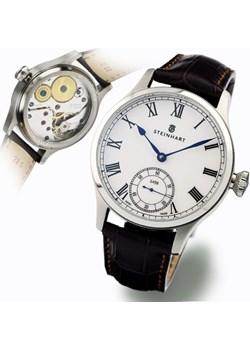 MARINE CHRONOMETER II RZYMSKA steinhart-zegarki bezowy delikatne - kod rabatowy