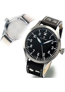 NAV B-UHR automatik 47 mm steinhart-zegarki czarny kamienie - kod rabatowy