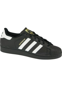 Adidas Superstar J Foundation B23642 (Core Black)  Adidas Originals Street Colors - kod rabatowy