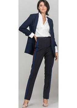 Eleganckie spodnie z lampasem  Monnari E-Monnari - kod rabatowy