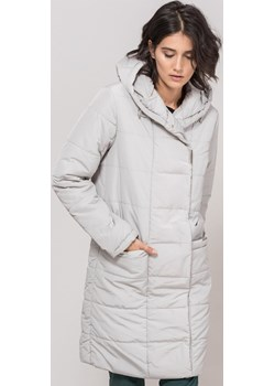 Średniej długości, pikowany płaszcz  Monnari E-Monnari - kod rabatowy