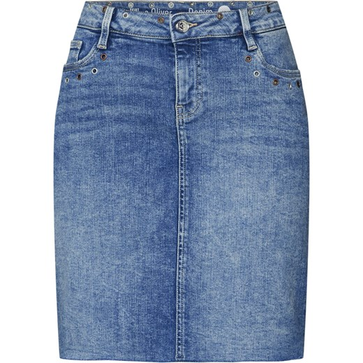 quality design faabc 469c9 Spódnica S.Oliver jeansowa mini