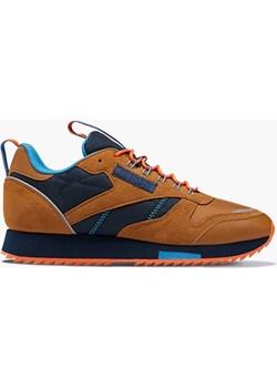 Buty męskie sneakersy Reebok Classic Leather Ripple Trail EG8707  Reebok Classic sneakerstudio.pl - kod rabatowy