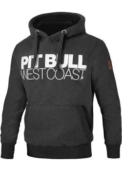 Bluza z kapturem Pit Bull TNT'18 - Grafitowa (128025.1800) Pit Bull West Coast  ZBROJOWNIA - kod rabatowy
