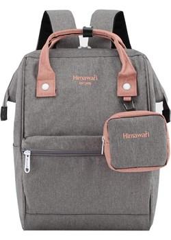 "Plecak Himawari 2268 na laptopa 13,3"" + etui Kolor: szaro-różowy Himawari  inBag - kod rabatowy"