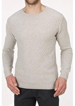 Sweter półgolf niski - regular Lanieri  Lanieri.pl - kod rabatowy