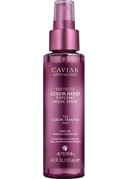 ALTERNA Caviar Infinite Color Topcoat Shine Spray  spray nabłyszczający i chroniący kolor 125ml Alterna  okazja Bellita  - kod rabatowy