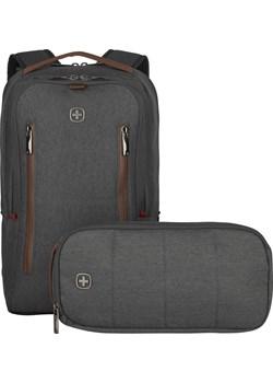 """Plecak na laptopa do 16"""" Wenger City Style czarny Wenger  Delcaso - kod rabatowy"""