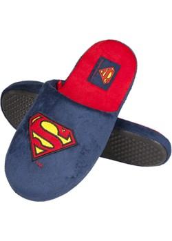 Kapcie męskie SUPERMAN Soxo  Sklep SOXO - kod rabatowy