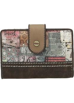 Anekke brązowe mała portfel Egypt Anekke  Differenta.pl - kod rabatowy