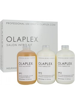 OLAPLEX Bond Multiplier no. 1 525ml + Bond Perfector no. 2 2x525ml Olaplex  friser.pl - kod rabatowy