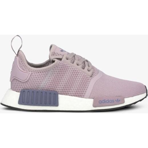 najnowszy 50% ceny specjalne do butów Buty sportowe damskie Adidas do biegania nmd różowe sznurowane