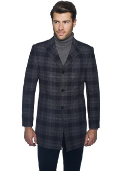 płaszcz armand czarny  Recman  - kod rabatowy