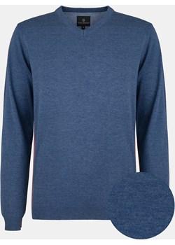 Sweter męski CLARENCE PLM-2X-070-G  Pako Lorente okazja   - kod rabatowy