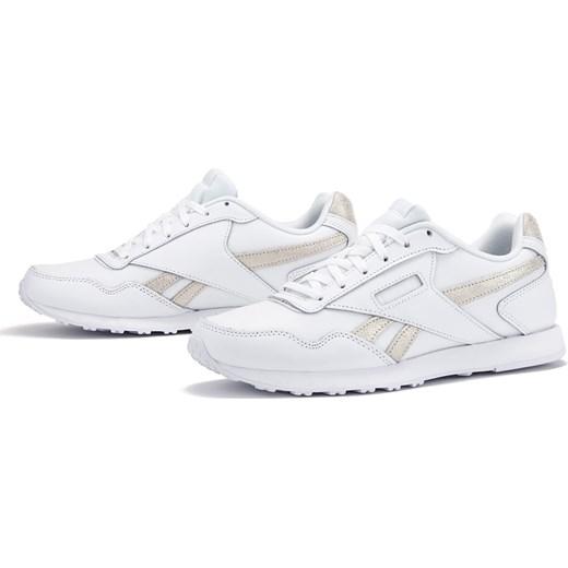 niesamowity wybór wiele modnych nowe wydanie Buty sportowe damskie białe Reebok ze skóry