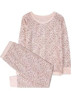 piżama komplet, panterka <br> różowy jasny, NLP-452 - Atlantic   promocja Atlantic  - kod rabatowy