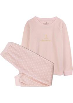 piżama komplet <br> różowy jasny, NLP-457 - Atlantic   okazyjna cena Atlantic  - kod rabatowy