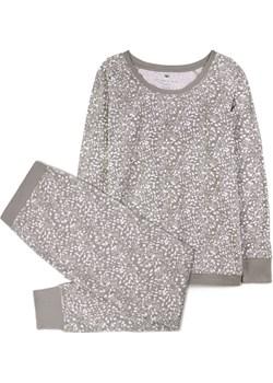 piżama komplet, panterka <br> szary, NLP-452 - Atlantic   wyprzedaż Atlantic  - kod rabatowy