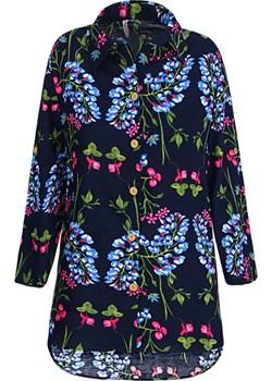 Bluzka z kwiatowym wzorem   kafrim.pl - kod rabatowy