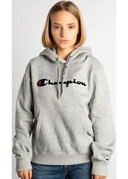 Bluza Champion Hooded Sweatshirt 111965-EM021 GREY Champion  okazja eastend  - kod rabatowy