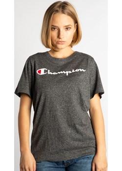 Koszulka Champion Crewneck T-Shirt 111971-EM516 DARK GREY  Champion wyprzedaż eastend  - kod rabatowy