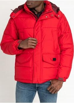 Kurtka Lee Puffer Jacket L87XUMKG Warp Red  Lee SMA Lee - kod rabatowy
