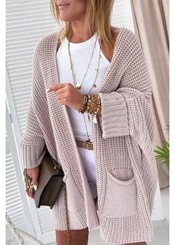 Sweter damski FANCY PINK  IVET promocja IVET.PL  - kod rabatowy