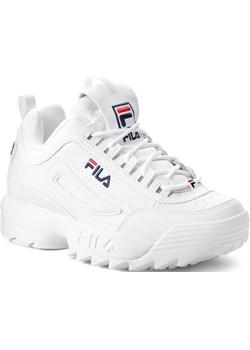 Sneakersy FILA - Disruptor Wmn Low 1010302.1FG White  Fila eobuwie.pl - kod rabatowy