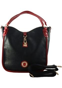Monnari Czarna 2w1 mała i duża torebka  Monnari okazja TrendyTorebki  - kod rabatowy