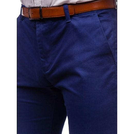 Spodnie męskie Denley bawełniane