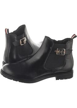 Sztyblety Tommy Hilfiger Chelsea Boot T3A5-30460-0720 999 Black (TH56-a) Tommy Hilfiger  ButSklep.pl - kod rabatowy