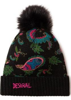 Desigual kolorowe czapka Hat Anubis  Desigual Differenta.pl - kod rabatowy