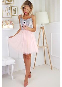 Sukienka na cienkich ramiączkach rozm S   promocyjna cena 4myself.pl  - kod rabatowy