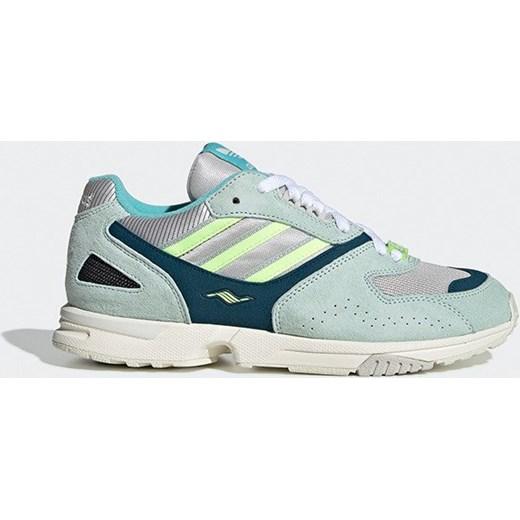 świetna jakość dobra obsługa sportowa odzież sportowa Buty sportowe damskie Adidas Originals zx na wiosnę płaskie sznurowane  gładkie