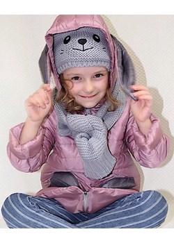 Kurtka Pikowana - Jesienny Królik  Lovik Style For Kids Lovik Style - kod rabatowy