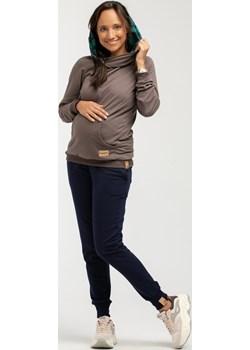 Spodnie ciążowe dresowe 5000 Que   - kod rabatowy