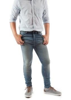 SPODNIE MESKIE LEE Boyd Skinny Fit Blau Brooklyn Retro Lee  promocyjna cena Elwix  - kod rabatowy
