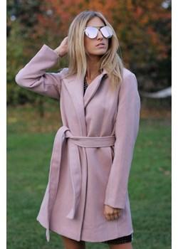 Płaszcz Stacey-pink Made2wear   - kod rabatowy