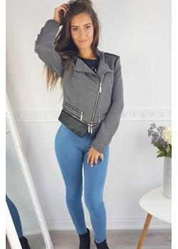 Kurtka Lola-grey Made2wear niebieski  - kod rabatowy