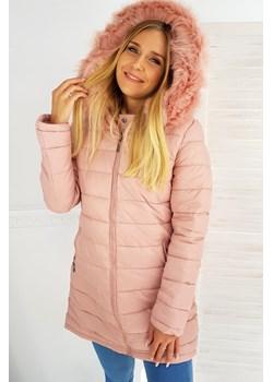 Kurtka dwustronna  Martiza- pink  Made2wear  - kod rabatowy