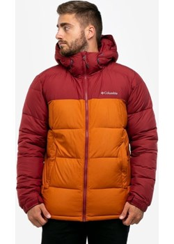 Pike Lake Hooded Jacket Red Elemant Bright Copper Columbia  UrbanCity.pl - kod rabatowy