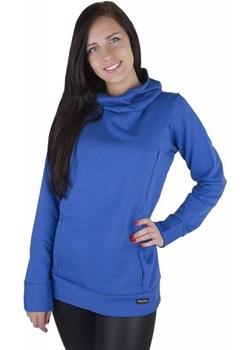MijaCulture – 3 w 1 ciepła bluza ciążowa i do karmienia 1101 niebieski promocyjna cena MijaCulture - kod rabatowy